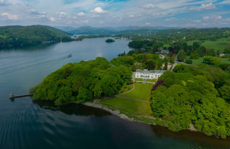 Storrs Hall Hotel Bowness-on-Windermere, Cumbria LA23 3LG