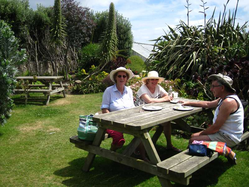 Polreath Tea Room