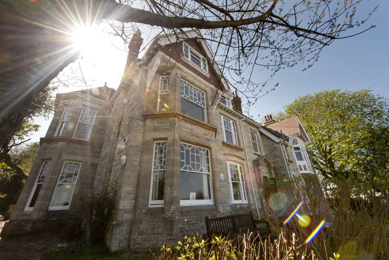 YHA Swanage 20 Cluny Crescent Swanage BH19 2BS