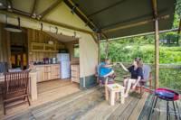 Woodlodge Safari Tent