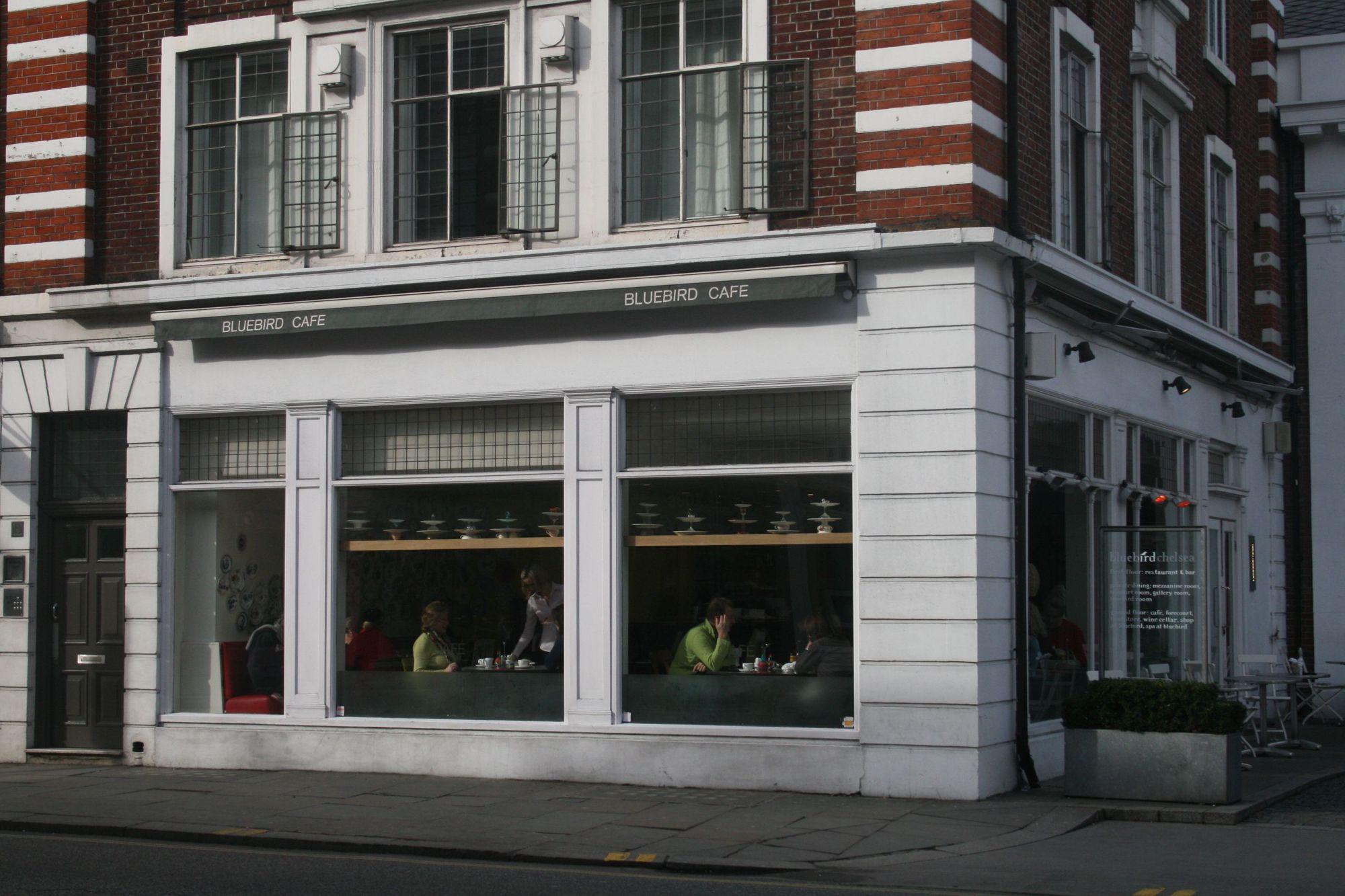 Bluebird Food Store