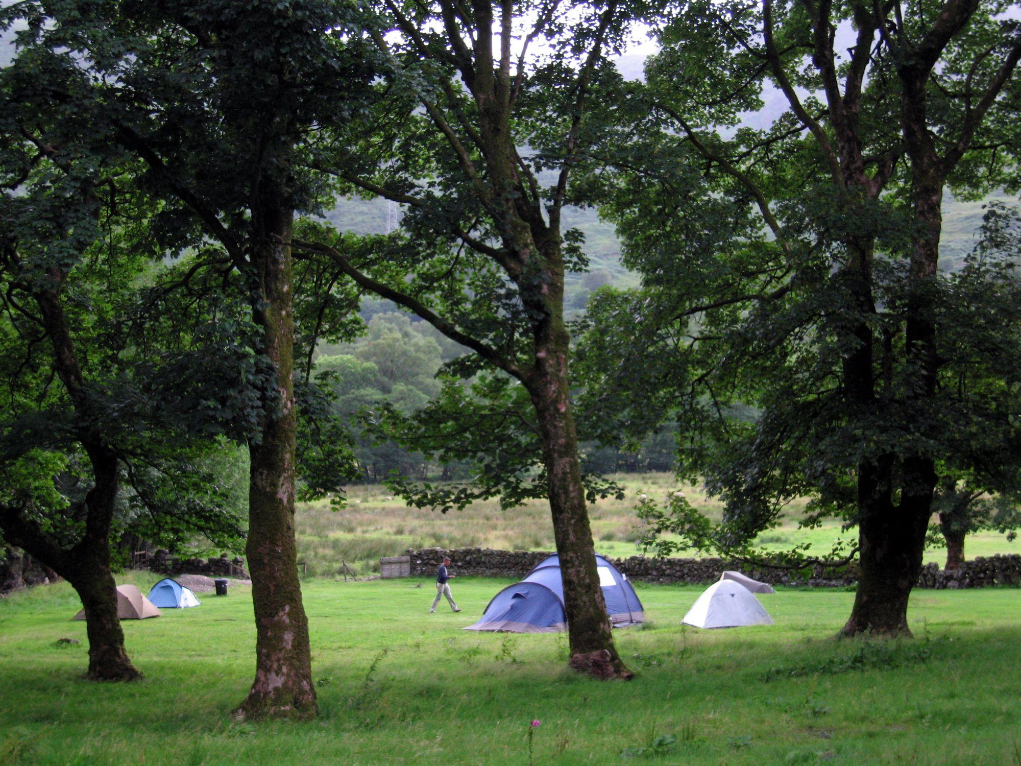Campsites in Dunbartonshire