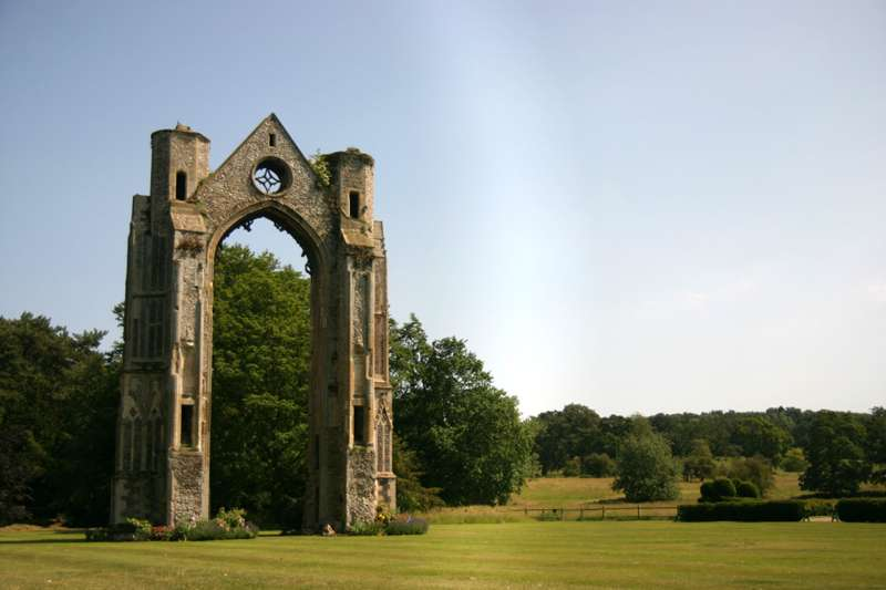 Walsingham Abbey & Gardens