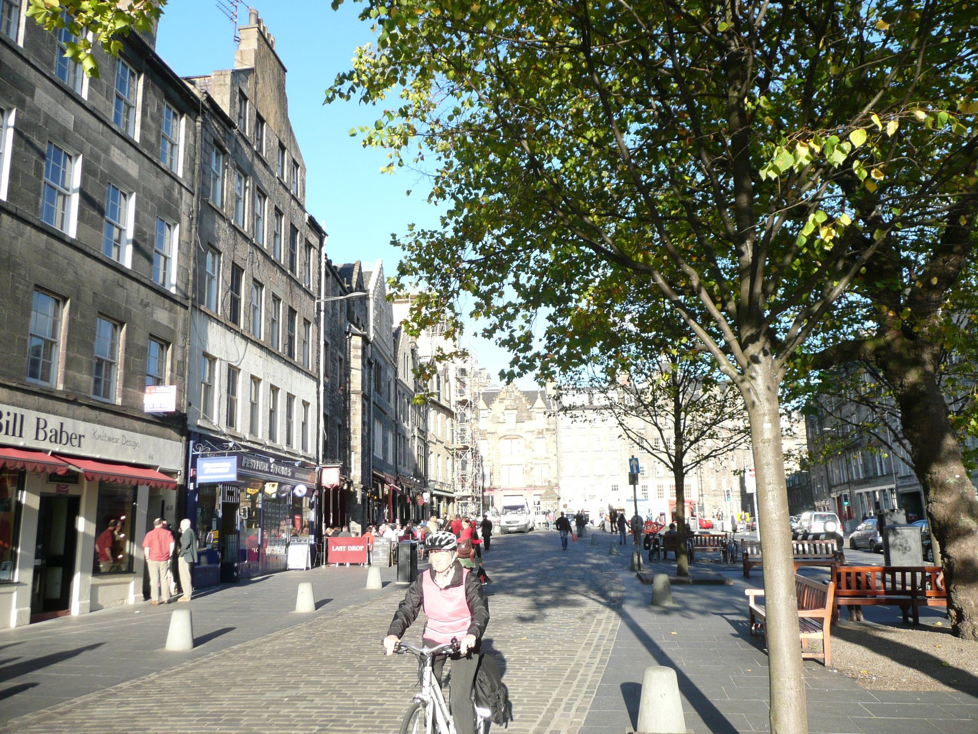 Restaurants Near Grassmarket Edinburgh