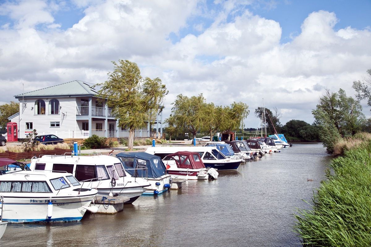 Waveney River Centre