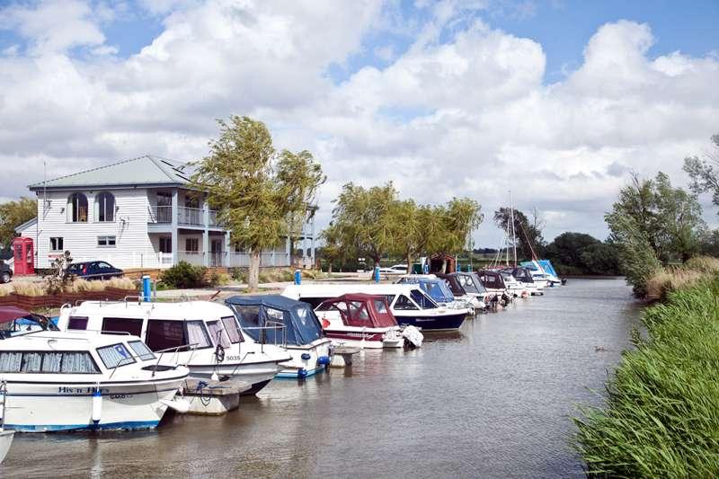 Waveney River Centre Staithe Rd, Burgh St Peter, nr Beccles, Norfolk NR34 0DE