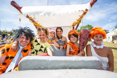 Win family tickets for Camp Bestival