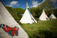Large Tipi 11 - Village Field