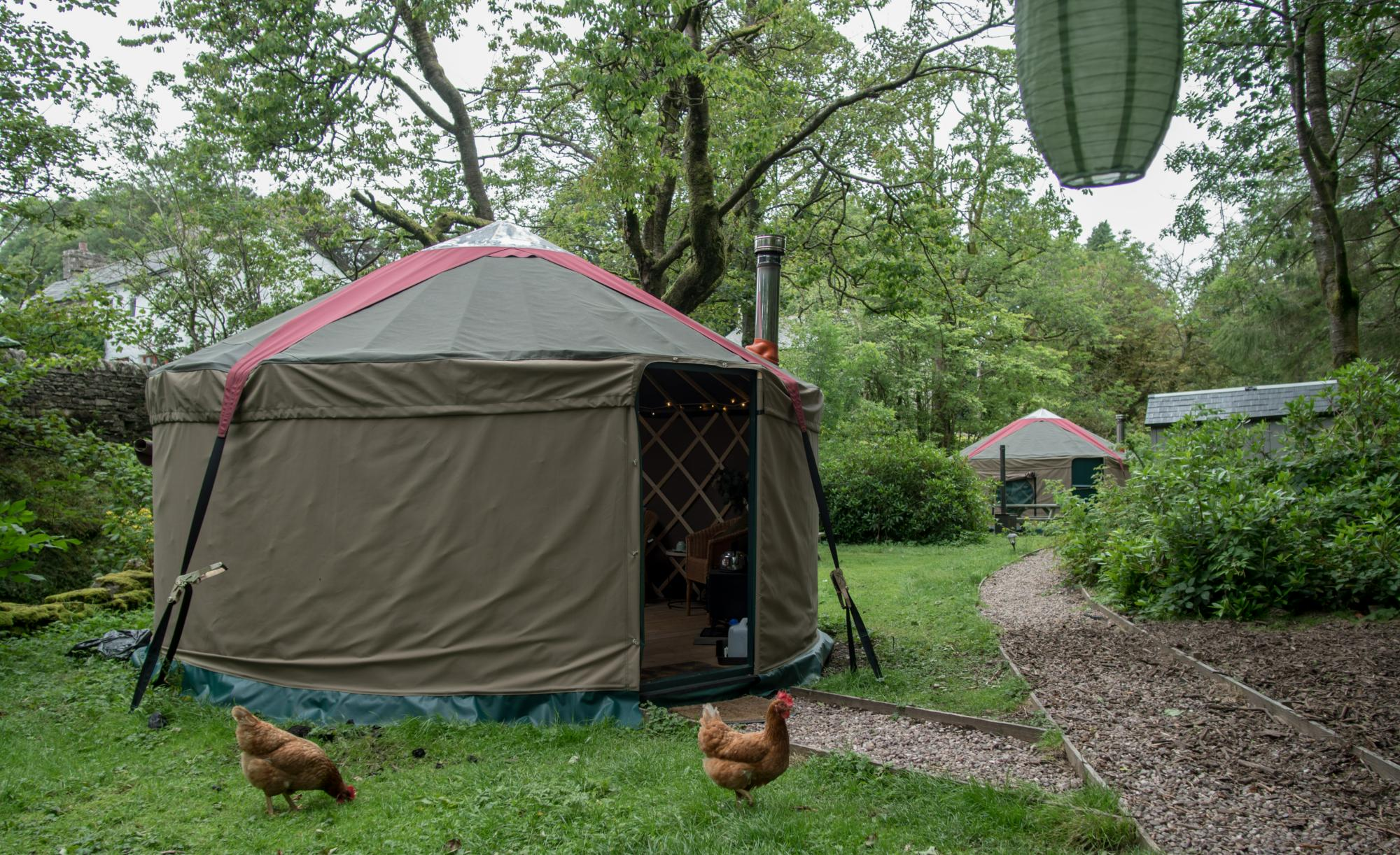 Campsites in UK – Glampingly