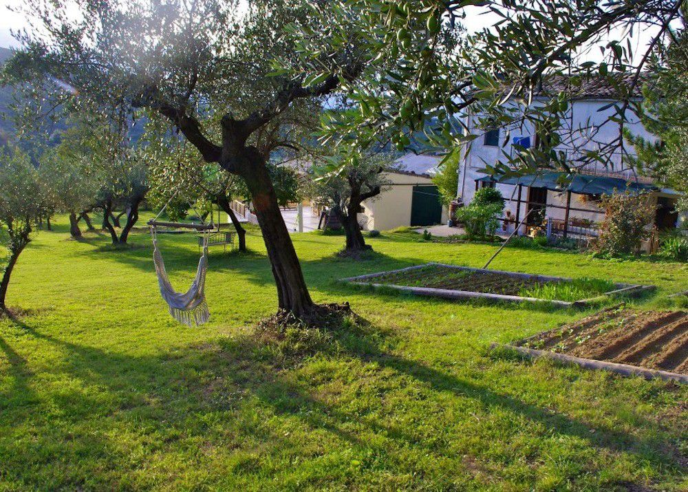 Rural simplicity amid some of Italy's most stunning landscapes.