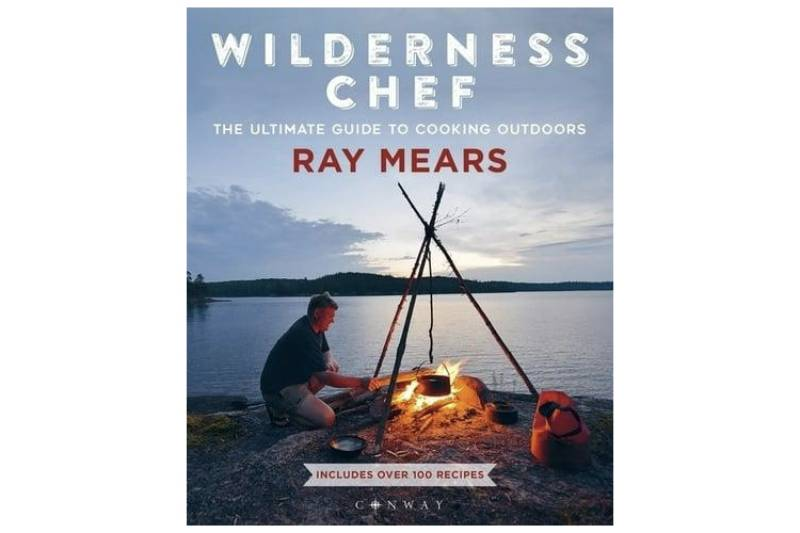 Wilderness Chef book