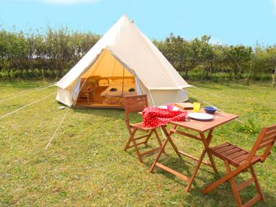 Private Bell Tent