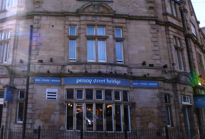 Penny Street Bridge Penny Street Lancaster Lancashire LA1 1XT
