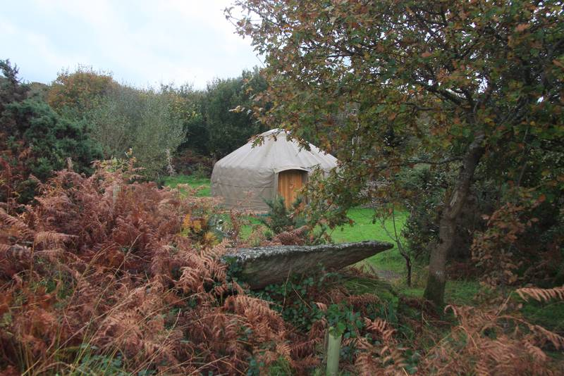 Oak Wood Yurt