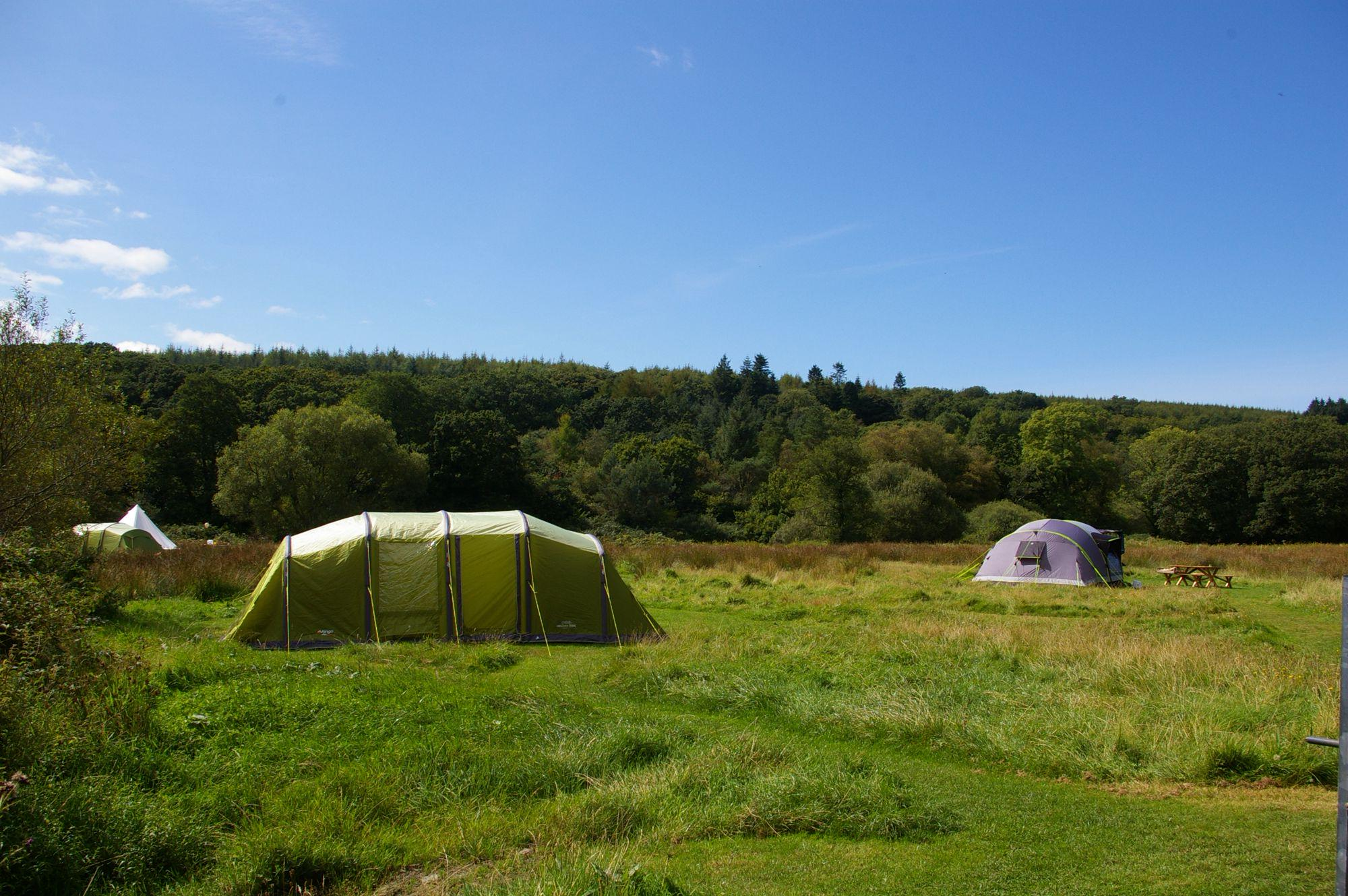 Letterston Camping | Campsites in Letterston, Pembrokeshire