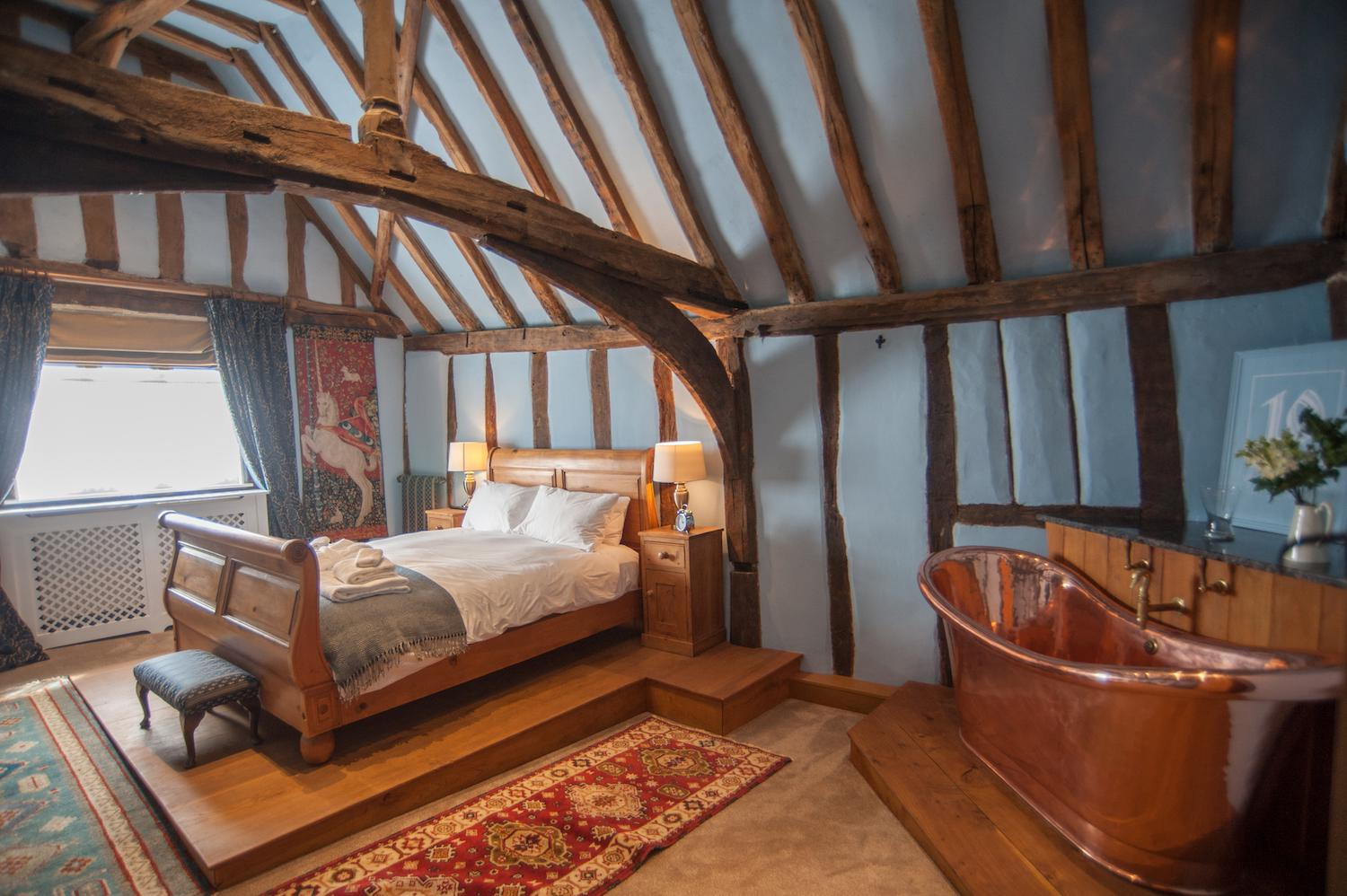 B&Bs in Lavenham holidays at Cool Places