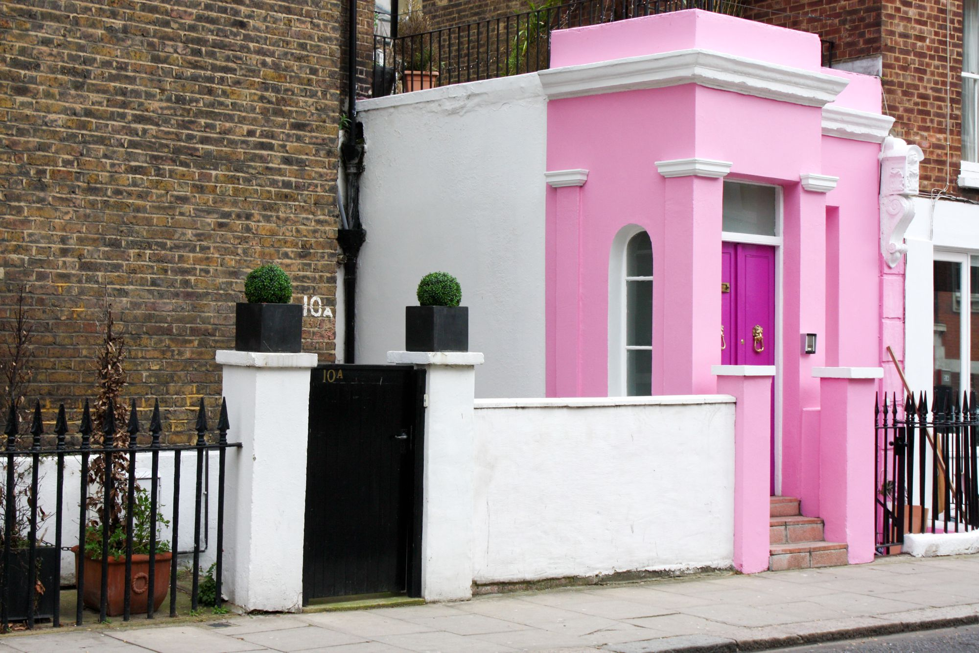 The Cool Places guide to the cosmopolitan London neighbourhood of Notting Hill