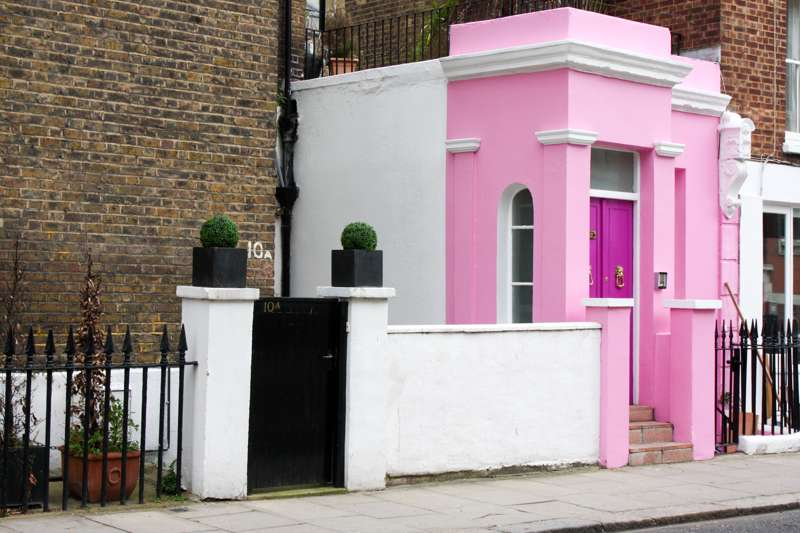 Hotels, B&Bs & Self-Catering in Notting Hill London - Cool Places to Stay in the UK