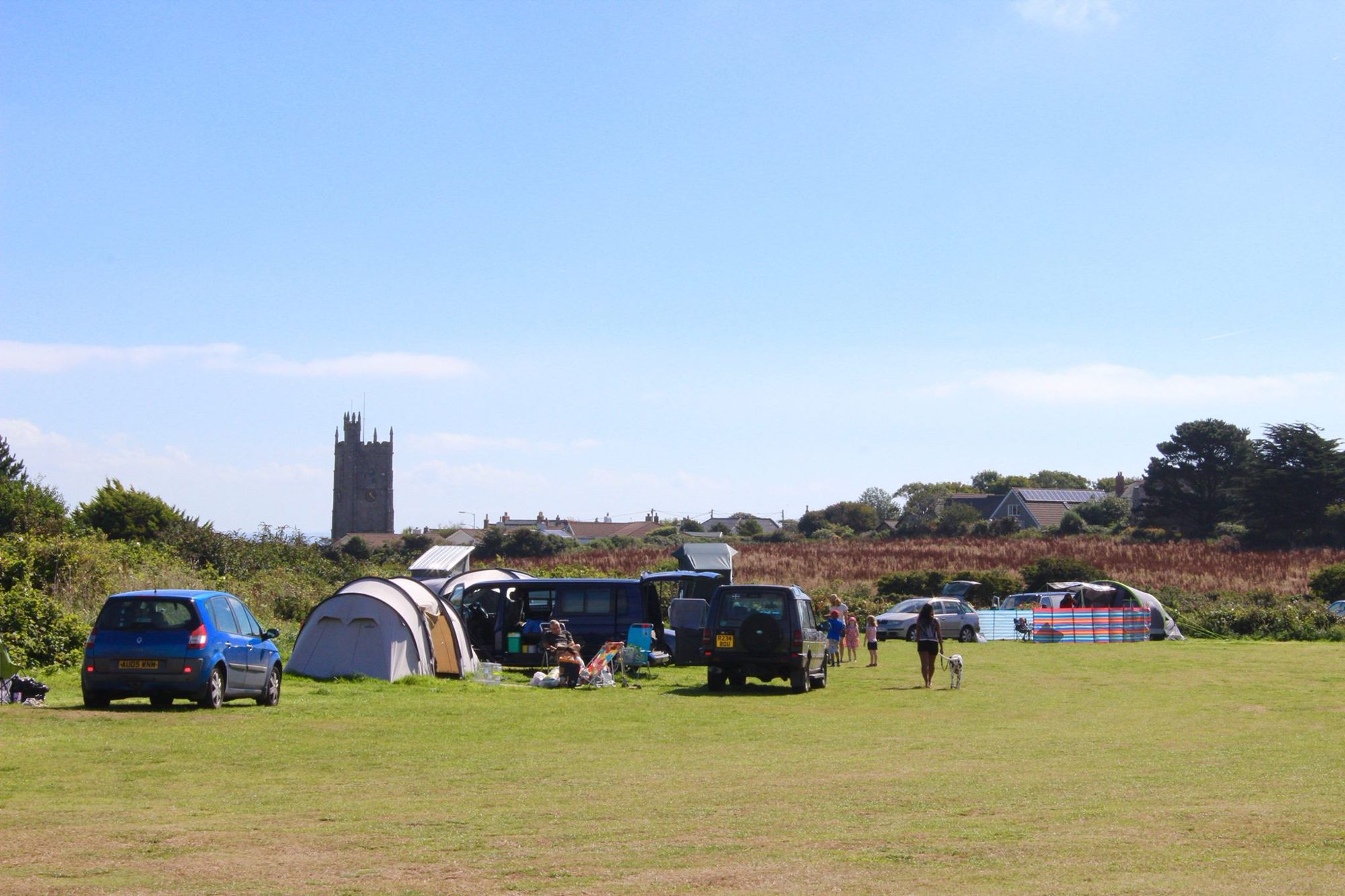 Mousehole Camping
