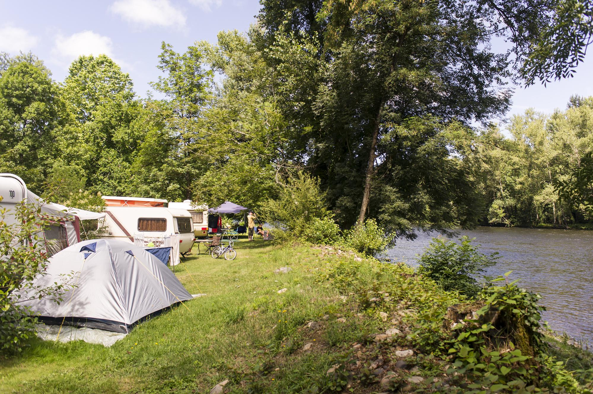 Campsites in Corrèze holidays at Glampingly