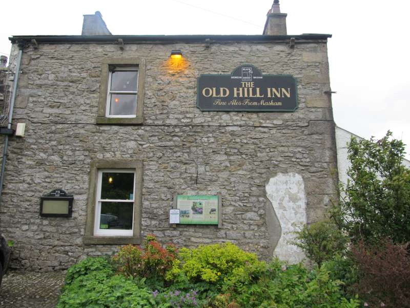 Old Hill Inn Chapel-le-Dale Ingleton North Yorkshire LA6 3AR