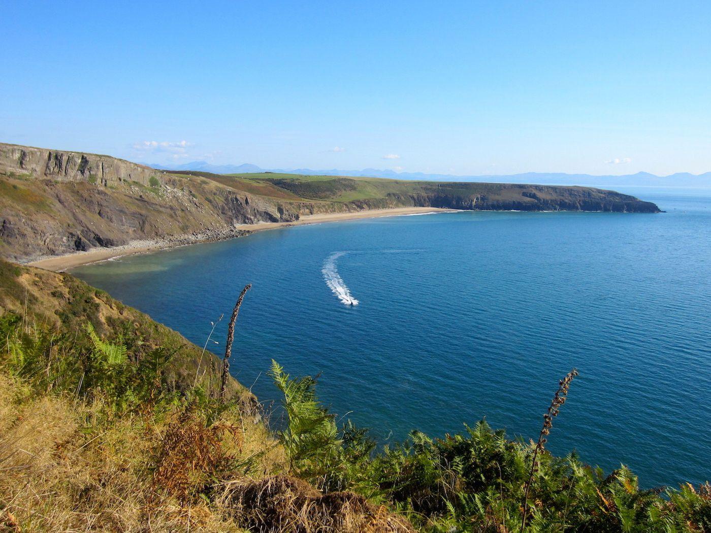 Seaside Campsites in Wales