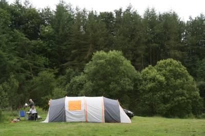 Grass Pitch - By The River (Quiet Area)