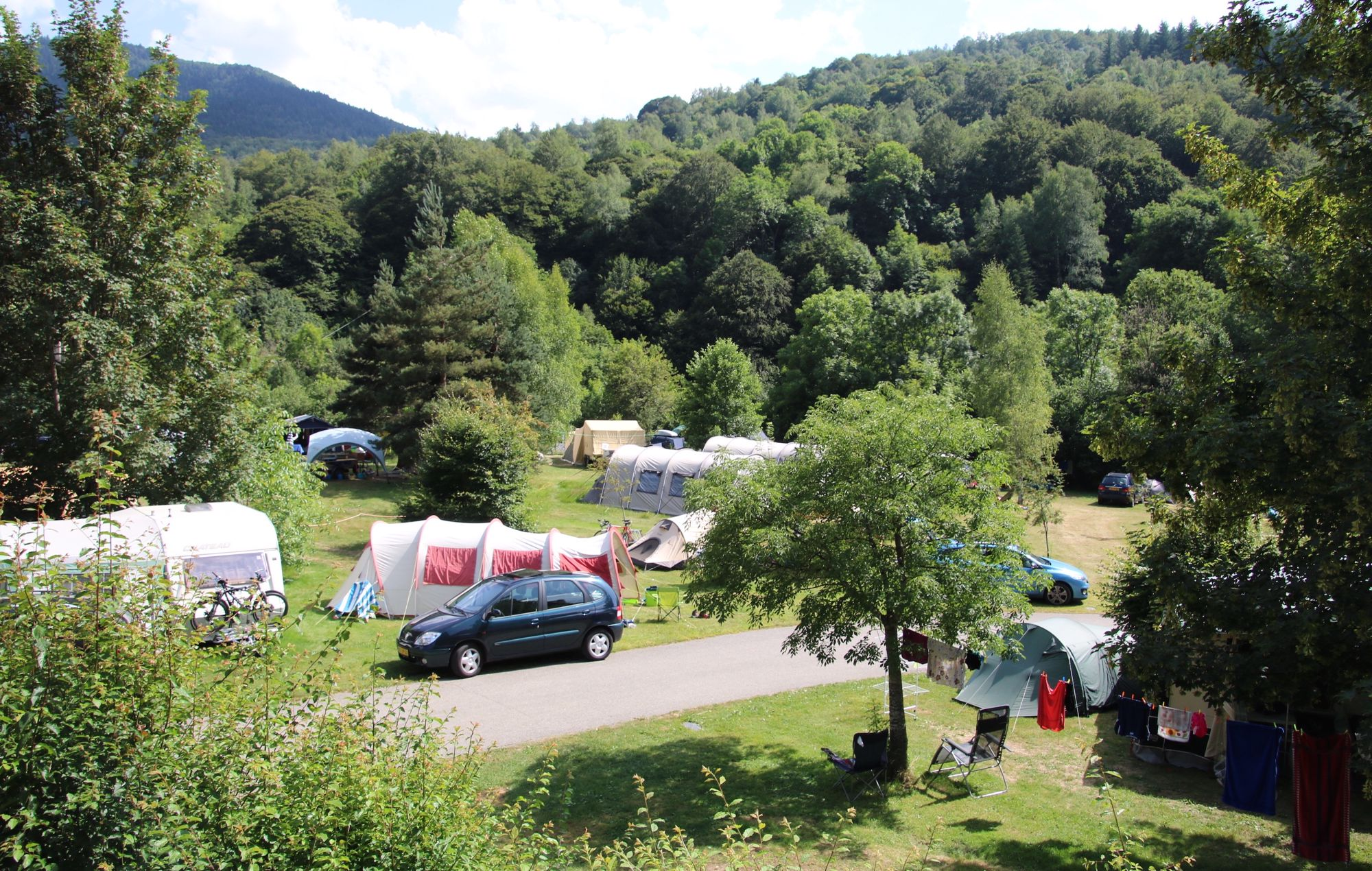 Campsites in Ariège