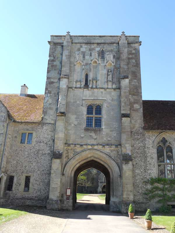 The Hospital of St Cross