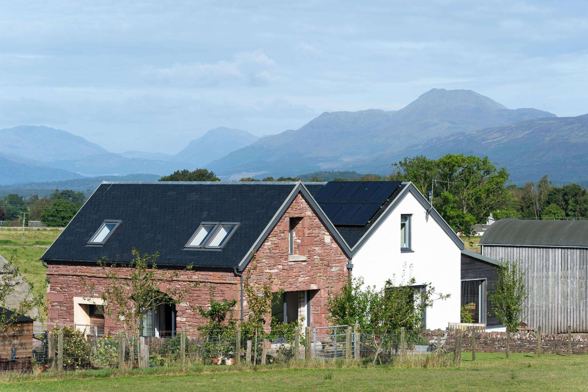 Self-Catering in Central Scotland holidays at Cool Places