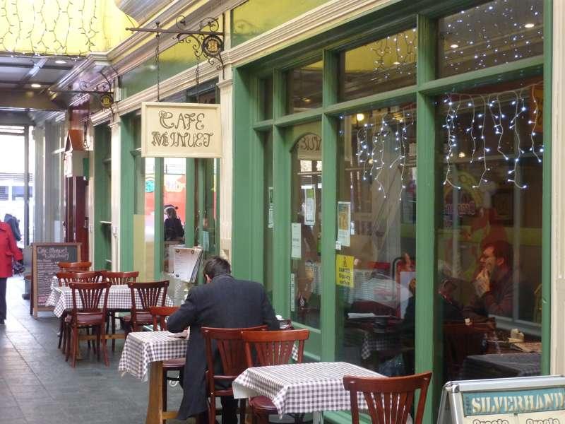 Cafe Minuet