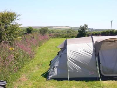 Granary Barn Camping Granary Barn Camping, Nantrisack Farm, Sithney, Helston, Cornwall TR13 0AE