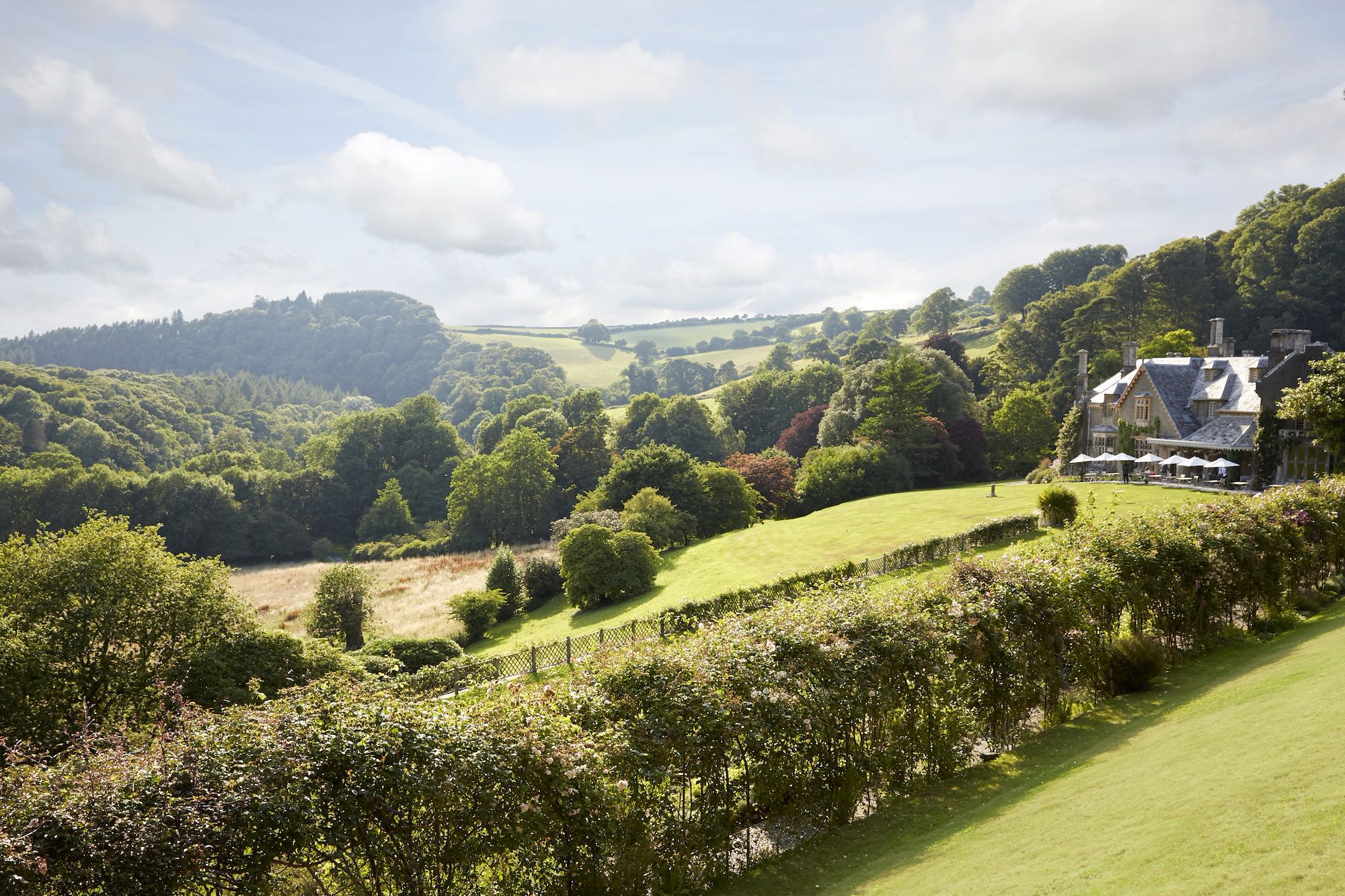 Country house hotels - best UK country houses - Cool Places to Stay in the UK