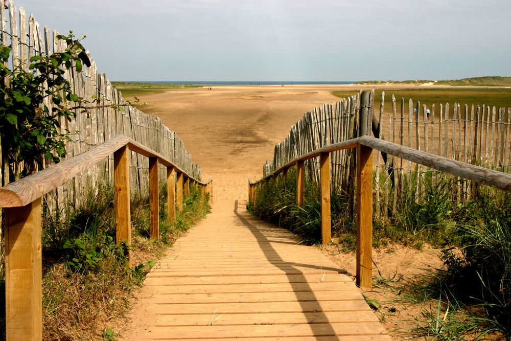 Hotels, Cottages, B&Bs & Glamping on the North Norfolk Coast - Cool Places to Stay in the UK