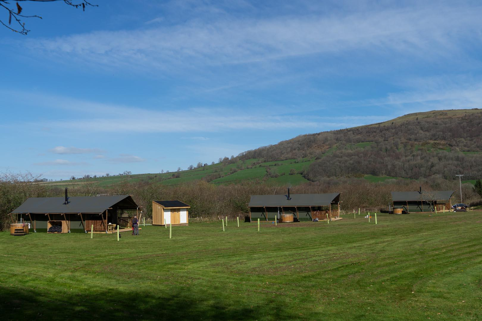 Campsites in Powys – Glampingly