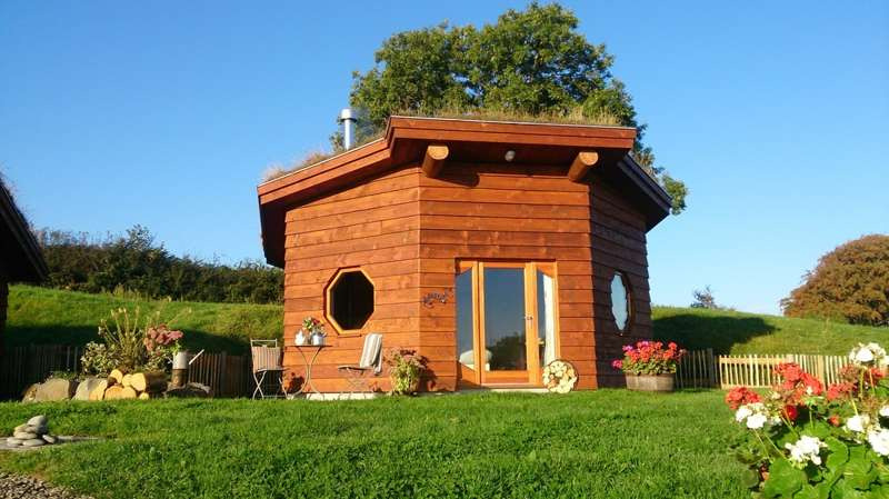 Eco-retreats UK