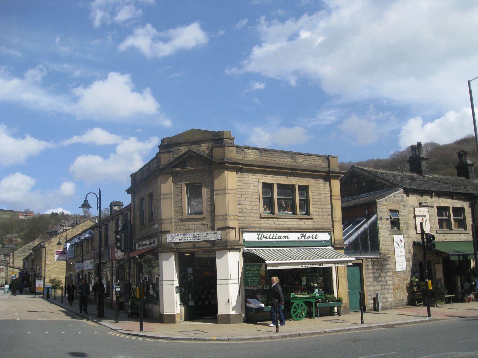 Holt's Greengrocer