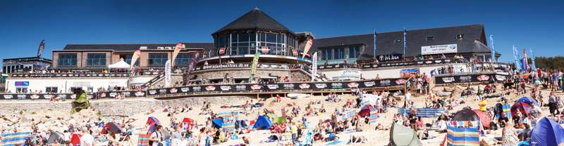 Fistral Beach International Surf Centre