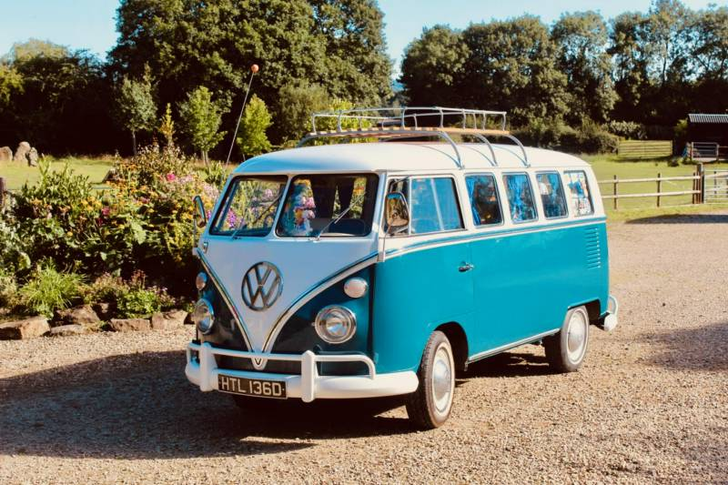 Alfie - A swinging sixties VW T1 Split Screen