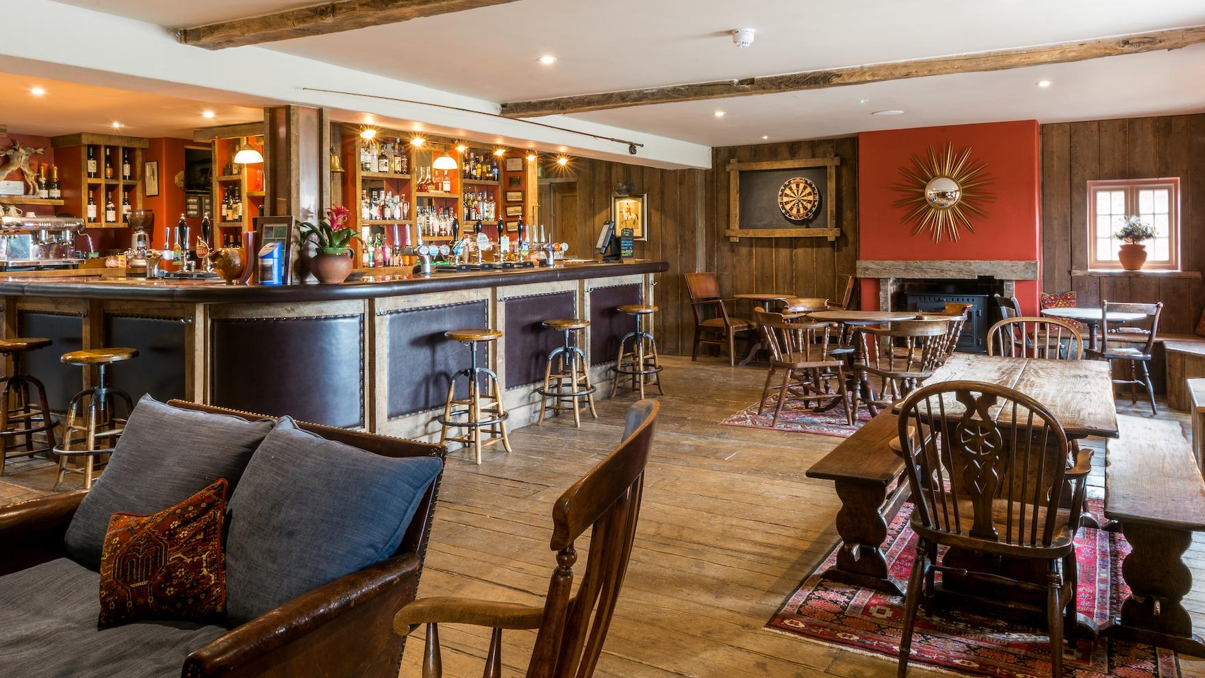 Pubs with Rooms in Norfolk