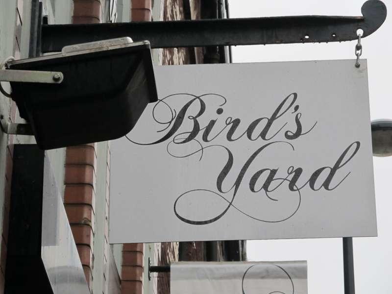 Bird's Yard