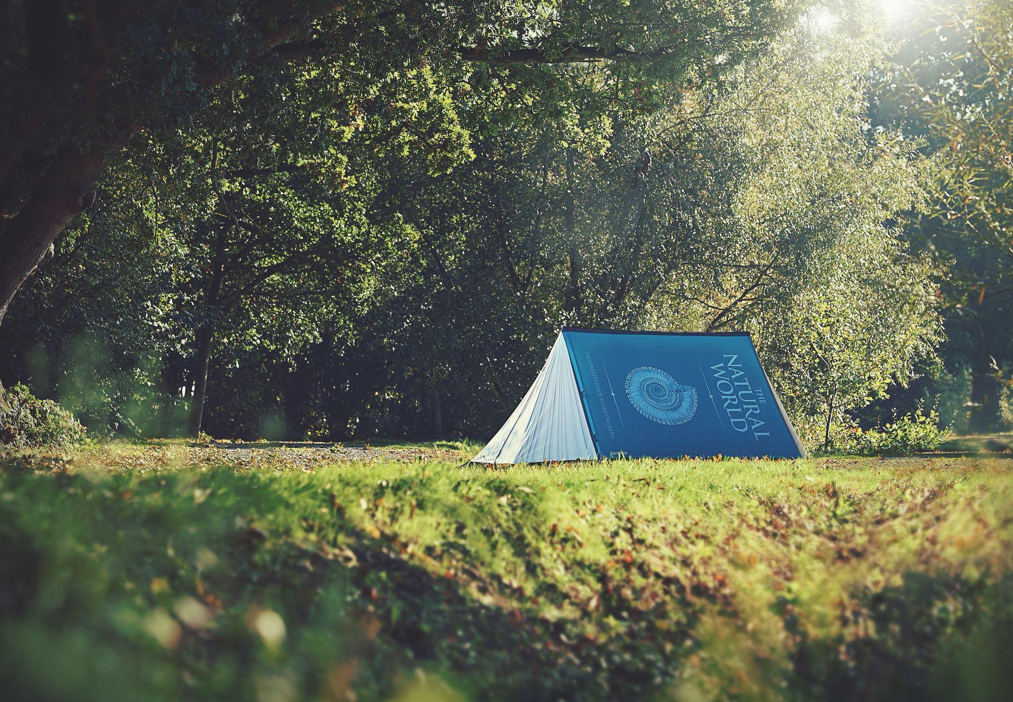 WIN a designer tent