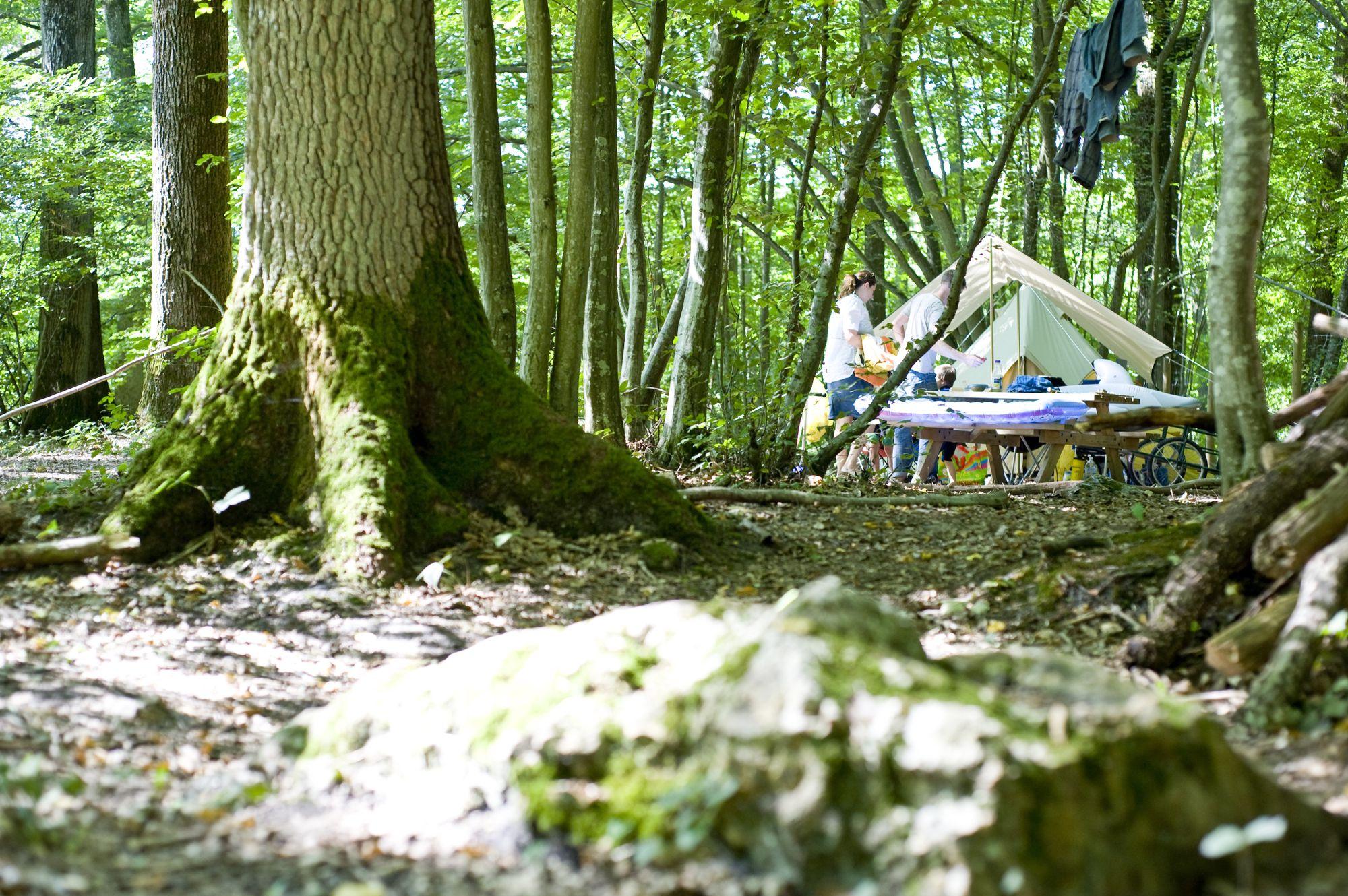 Huttopia Camping Rambouillet
