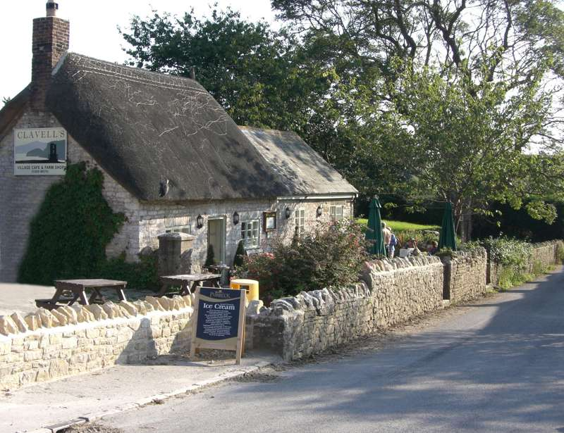 Clavell's Café and Farm Shop