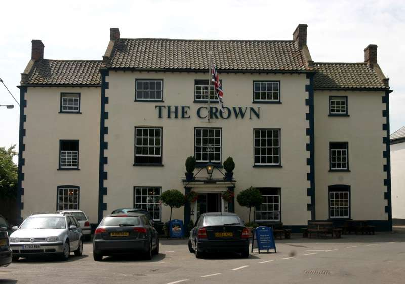 The Crown The Buttlands Wells-next-the-Sea NR23 1EX