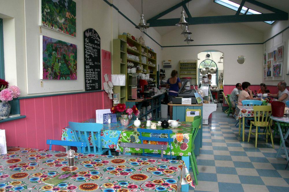 Wiveton Hall Farm Café
