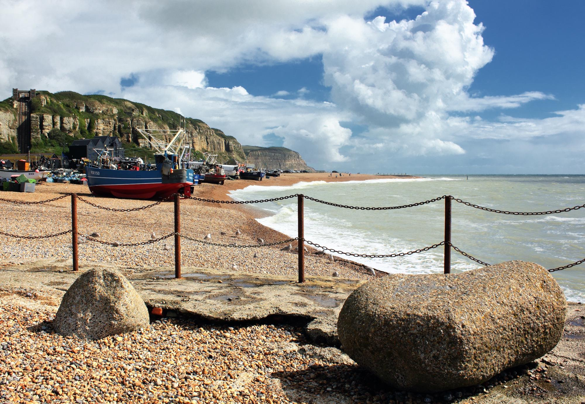 Hastings Camping | Best campsites in Hastings