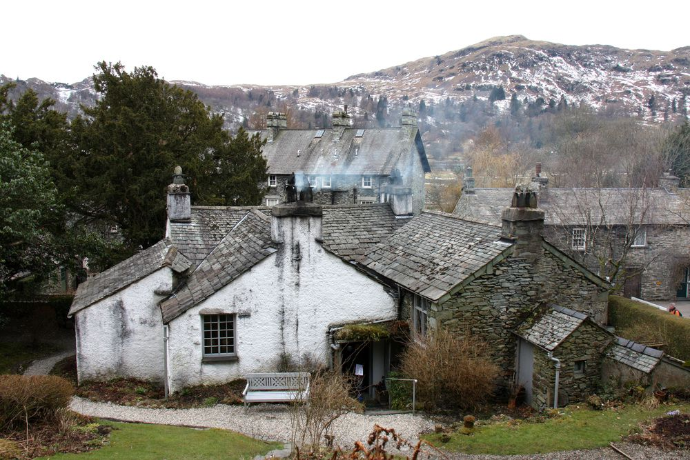 Dove Cottage, The Lake District