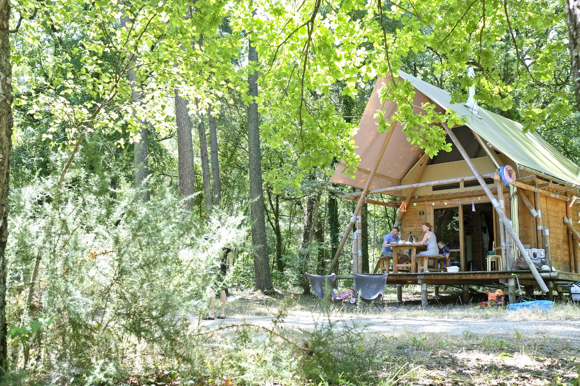 Glamping in Indre-et-Loire | Best Glamping Sites in Indre-et-Loire