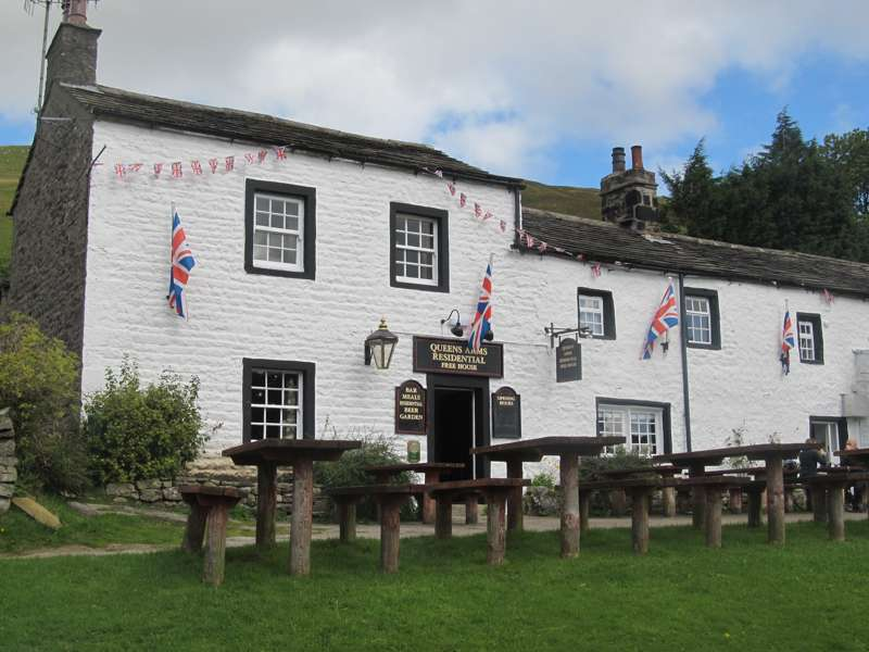 Queen's Arms Litton BD23 5QJ